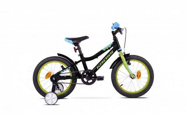 RACER 3.0 black / lime / blue glossy 16