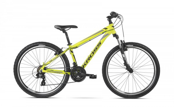 HEXAGON yellow / black / grey glossy 26