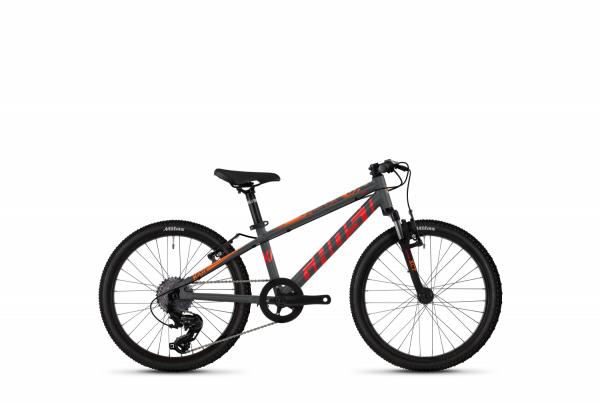 Kato Essential 20 - Dark Silver / Red / Orange