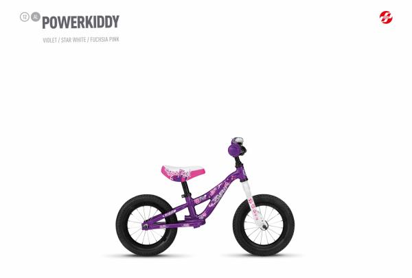 Powerkiddy 12 - Violet
