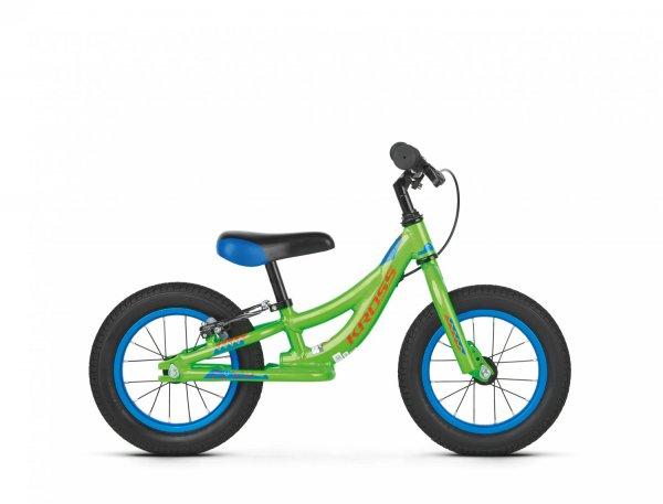 KIDO green / orange glossy 12