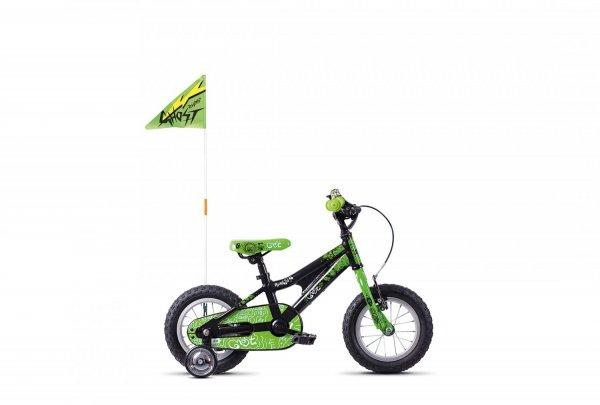 Powerkid 12 - Black / Green