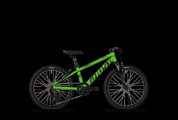 KATO 2.0 AL - Riot Green / Jet Black